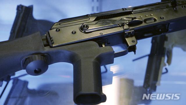 미국, 반자동총기를 자동화기로 바꾸는 범프스톡 금지 결정