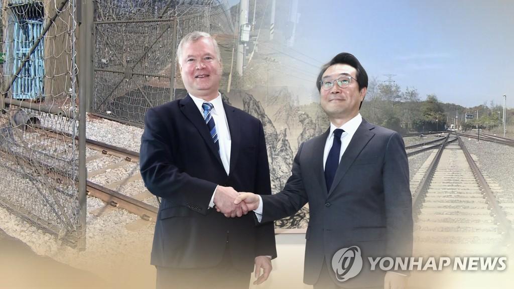 """국무부 """"비건 방한…FFVD 위한 한미간 조율 강화"""""""