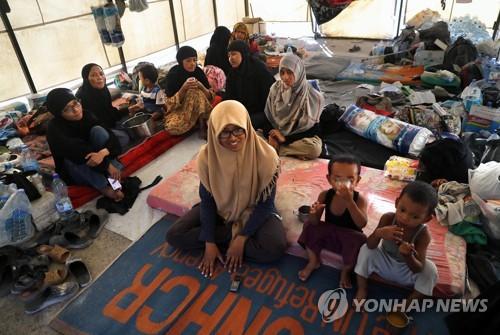 유엔, 내년 시리아 난민 25만명 귀향 가능 전망