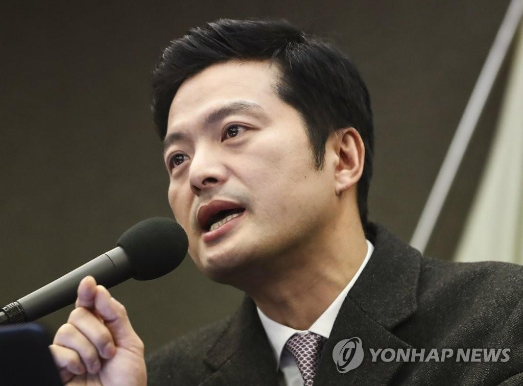 """김태우 """"민정수석실 출장비 부당 수령…인사 검증 실패"""""""
