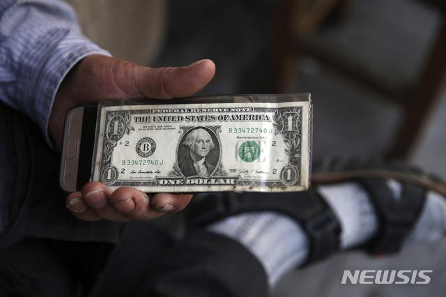"""미국인 60% """"비상금 1000달러도 없다""""…최근 몇년간 비슷"""