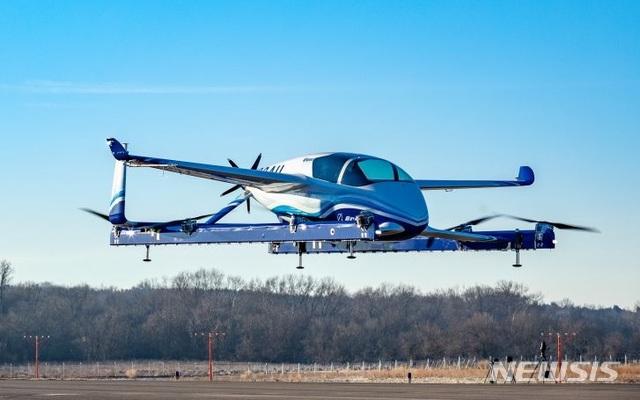 보잉, '우버 에어' 성공적 시험비행…2023년 상용화 목표