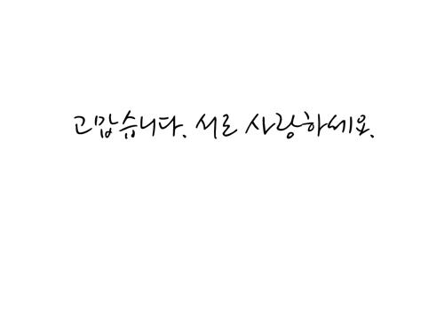 김수환 추기경체
