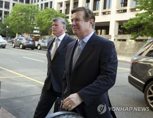 특검, 전 트럼프 선대본부장에 징역 24년형 구형