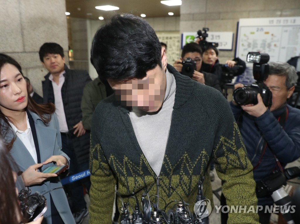 """'마약혐의' 버닝썬 이문호 대표 영장 기각… """"다툼 여지"""""""