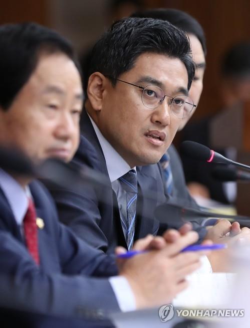 오신환 바른미래당 의원 [연합뉴스 자료사진]