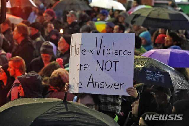 캘리포니아서 '유대회당 총격위협' 20대男 체포·기소