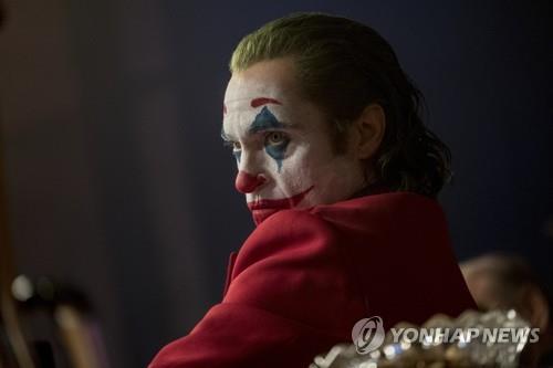 영화 '조커', 북미서 10월 개봉작으로 최대 '개봉 첫 주말수입'