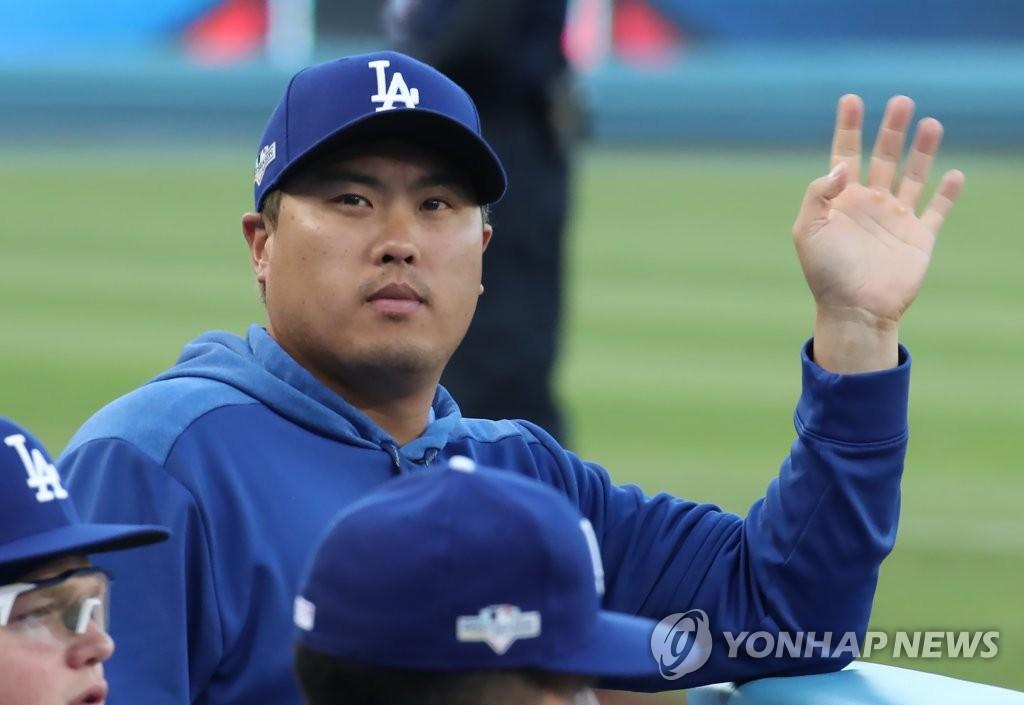 """다저스 담당기자의 송별사 """"류현진, 가장 사랑받은 선수"""""""
