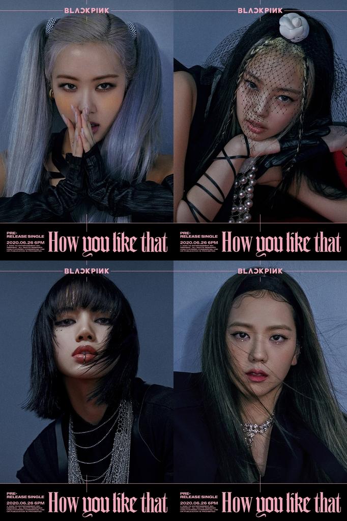 블랙핑크도 美토크쇼로 컴백…신곡 무대 최초 공개